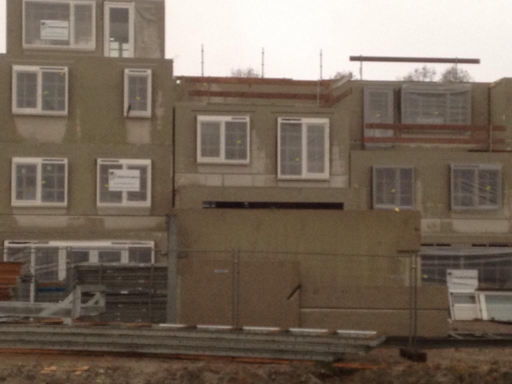 Woningbouw Amsterdam