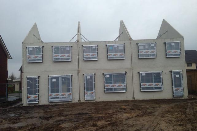 Woningbouw Marum