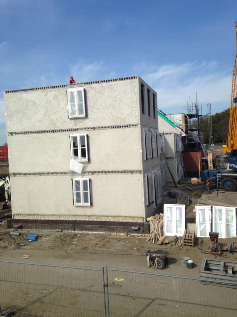 Woningbouw Bergen op Zoom