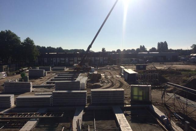 Woningbouw Breda