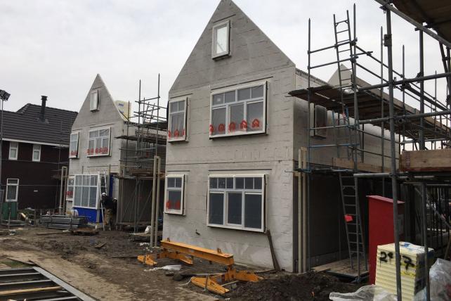 Woningbouw Den Hoorn