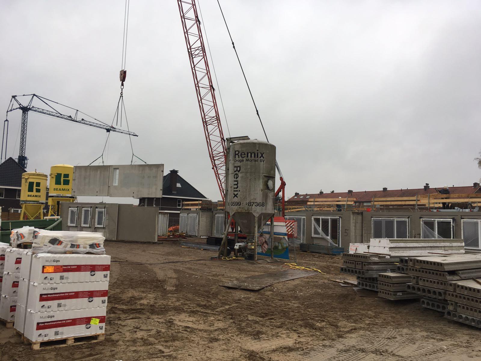 Woningbouw Tilburg