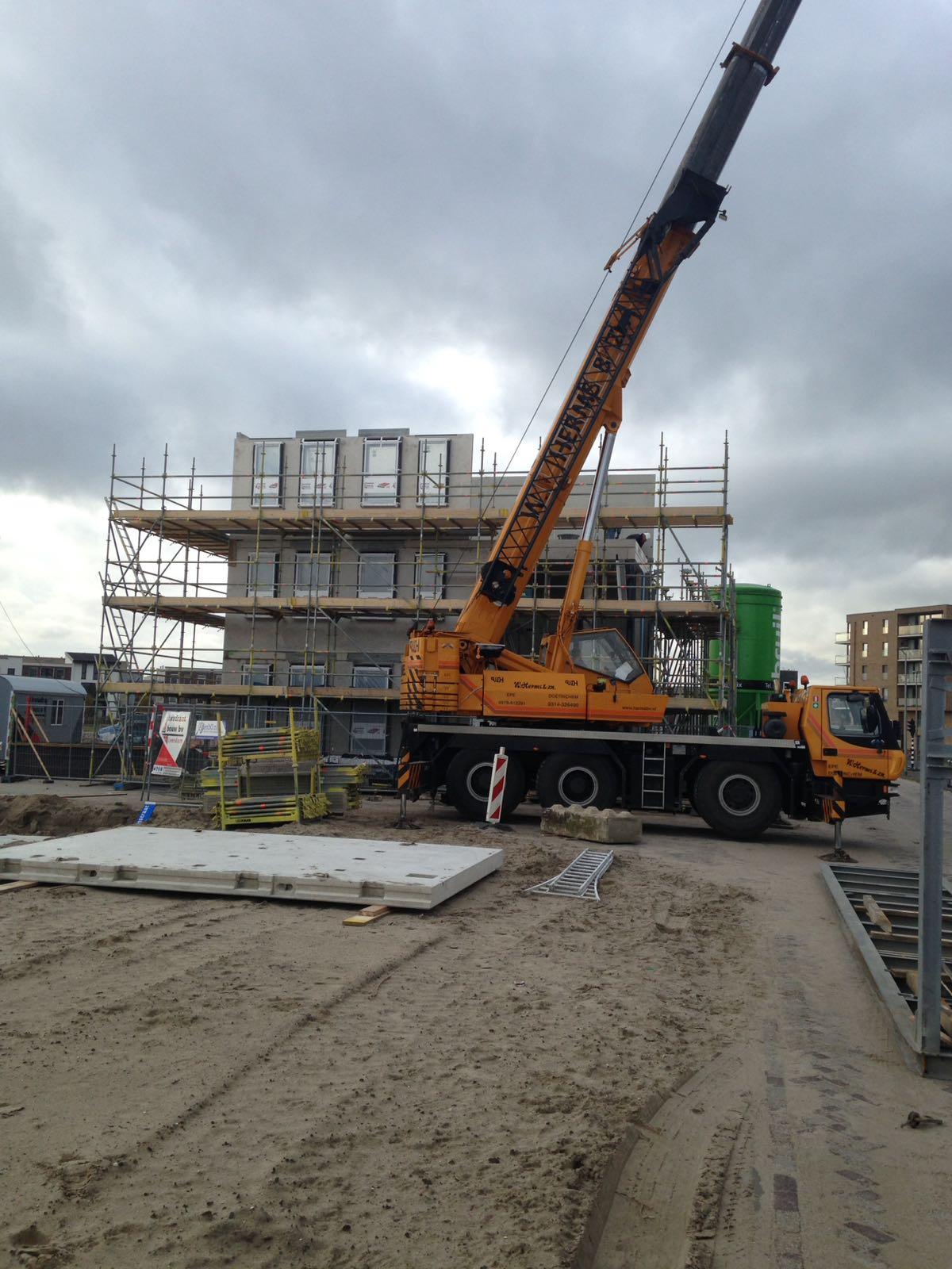 Woningbouw Almere