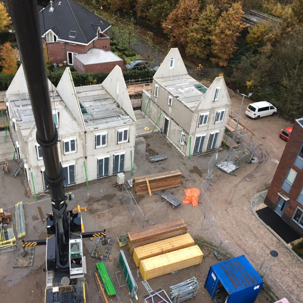 Woningbouw Hilversum
