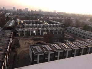 Werk De Nijs 89 woningen Amsterdam
