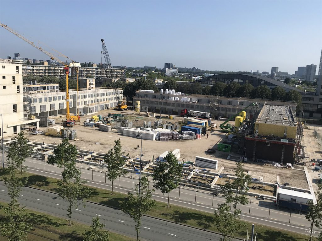 MBS Hybrid Casco Remisehof Rotterdam