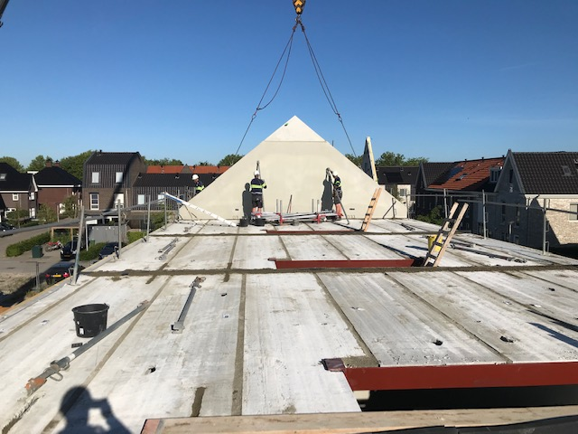 6 woningen gerealiseerd in Bodegraven