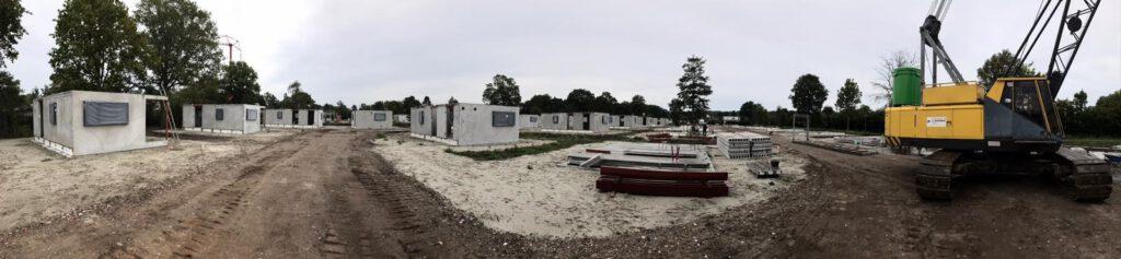 Camping de grijze platen mbs Hybrid Casco