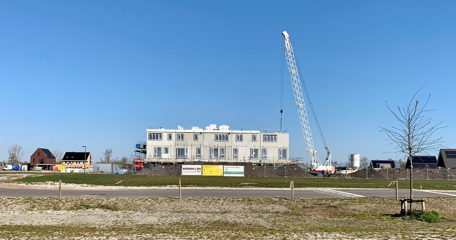 MBS Hybrid Casco Woningen Groningen Meerstad