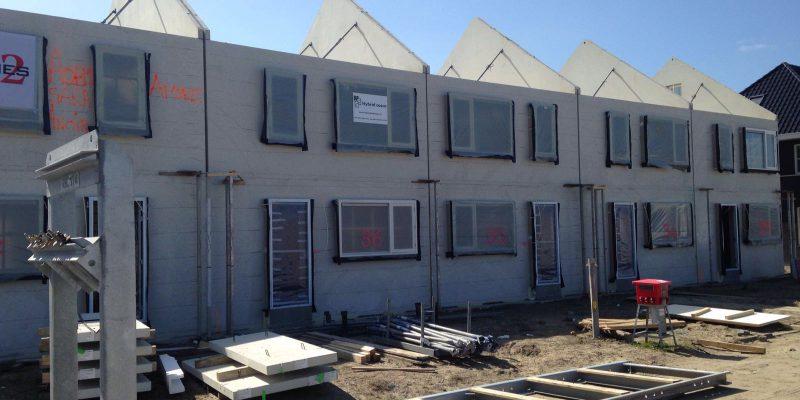 Woningbouw Molenaarsgraaf